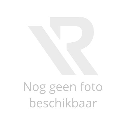 Inbouwwanduitloop LINUS W-SC-V 110mm zelfsluitend edelstaal Schell