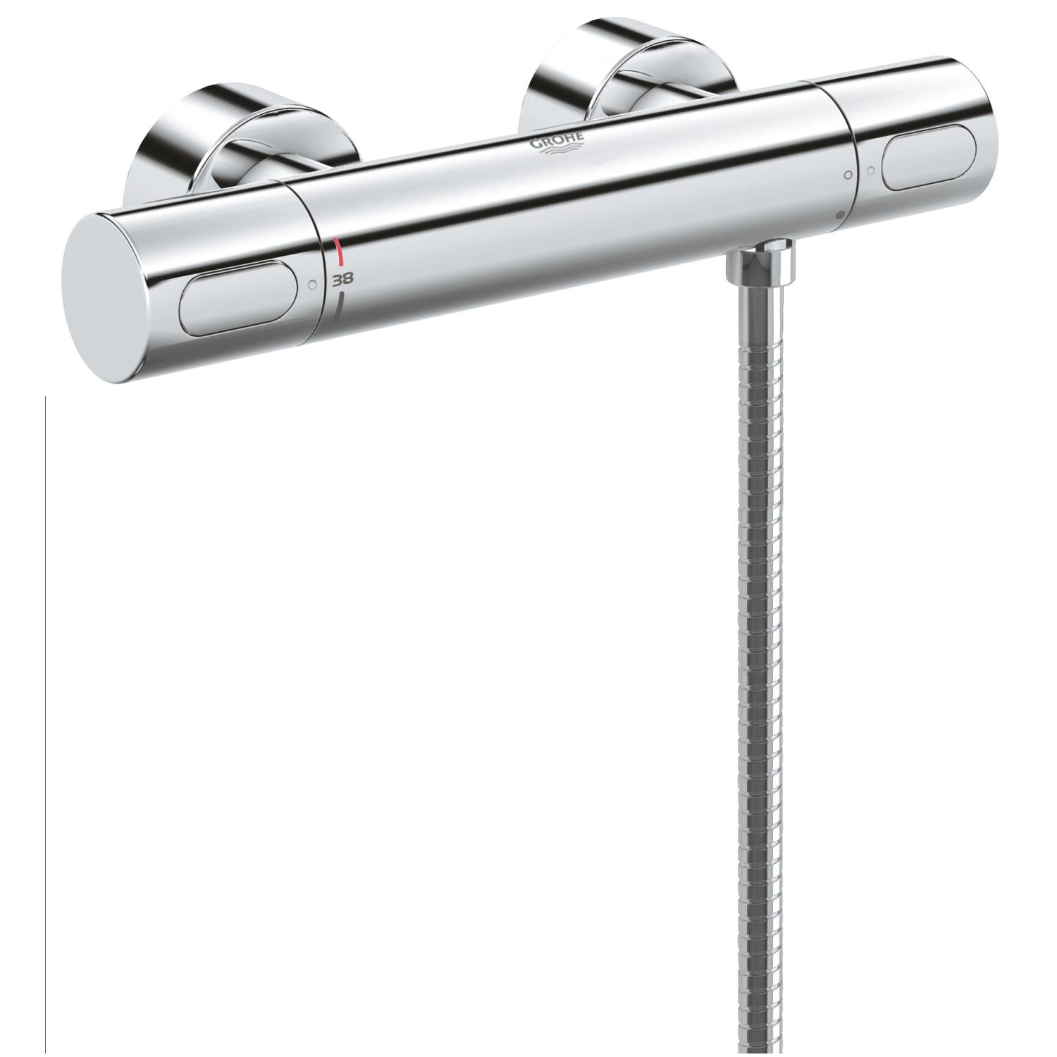 Grohtherm 3000 Cosmopolitan douchethermostaat chroom Grohe